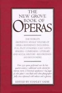 New Grove Book of Operas