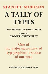 Tally Of Types