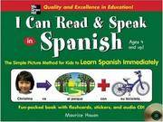 I Can Read and Speak in Spanish
