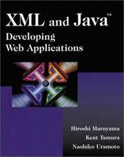 XML AND JAVA: DEVOLPING WEB APPLICATIONS