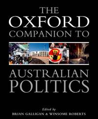 The Oxord Companion to Australian Politics