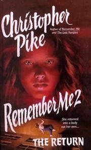 Remember Me II: The Return