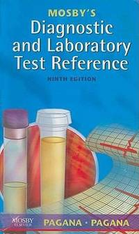 image of Mosby's Diagnostic and Laboratory Test Reference - Text and E-Book Package, 9e (Mosby's Diagnostic & Laboratory Test Reference (Pagana))