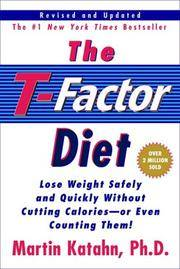 image of The T-Factor Diet