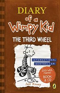 image of Diary of a Wimpy Kid: The Third Wheel book & CD