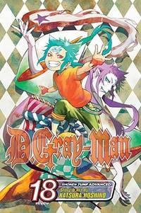 D. Gray-Man, Vol. 18 by Hoshino, Katsura