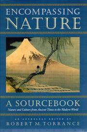 Encompassing Nature - A Sourcebook