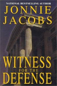 Witness For The Defense (Kali O'Brien Mysteries) by  Jonnie Jacobs - Hardcover - 2001 - from Your Online Bookstore and Biblio.com