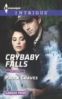 Crybaby Falls: The Gates (Large Print)