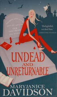 image of Undead And Unreturnable: Number 4 in series (Undead/Queen Betsy)