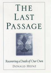 Last Passage: Recovering a Death of Our Own