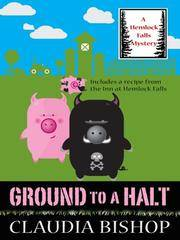 Ground to a Halt (Wheeler Cozy Mystery)