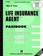 Life Insurance Agent, C-443
