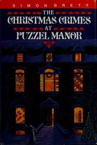 The Christmas Crimes at Puzzel Manor by  Simon Brett - Hardcover - from Wonder Book (SKU: B17A-03519)