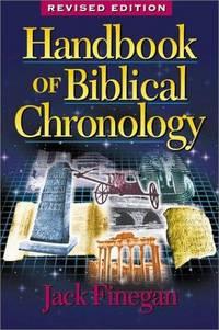 Handbook Of Biblical Chronology