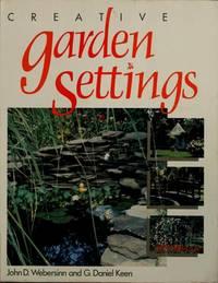 Creative Garden Settings