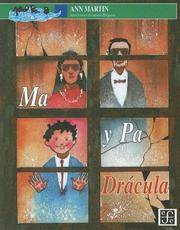 Ma y Pa Drácula