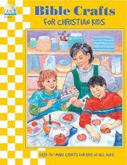 Bible Crafts For Christian Kids