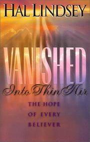 Vanished Into Thin Air