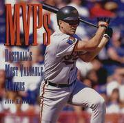 MVPs: Baseball's Most Valuable Players