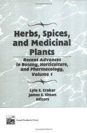 pdf botany book herb spices