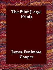 image of The Pilot (Large Print)