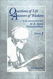 Questions of Life Answers of Wisdom (Volume 1)