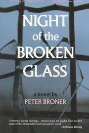 NIGHT OF THE BROKEN GLASS