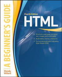 image of HTML A Beginner's Guide