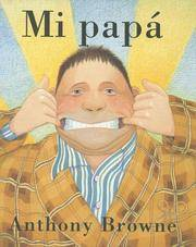 image of Mi papá (Spanish Edition)