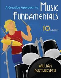 image of A Creative Approach to Music Fundamentals