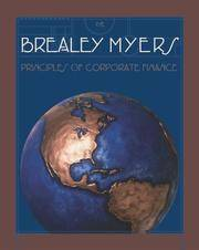Principles of Corporate Finance(R) + Student CD + Corporate Governance Trade Book + Standard & Poor's + Ethics in Finance PowerWeb by Richard A Brealey - Hardcover - 2003-01-09 - from Books Express and Biblio.com