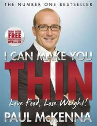 image of I Can Make You Thin - Love Food, Lose Weight