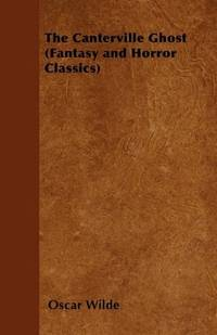 image of The Canterville Ghost (Fantasy and Horror Classics)