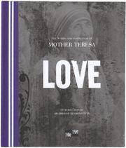 Love: The Words and Inspiration of Mother Teresa (Me-We) by A Blue Mountain Arts Collection - from More Than Words Inc. (SKU: WAL-A-7d-000703)