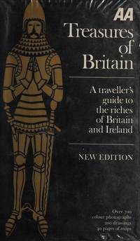 Treasures of Britain and Treasures of Ireland by Automobile Association of Britain - Hardcover - 1986-01-01 - from Once Upon a Time Books (SKU: mon0000059288)