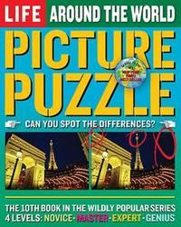 image of Life: Picture Puzzle Around the World (Life Magazine) (Life (Life Books))