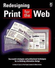 Redesigning Print for the Web