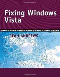 image of Fixing Windows Vista (Jean Andrews)