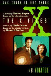 X Files #08 Voltage (X Files Middle Grade)