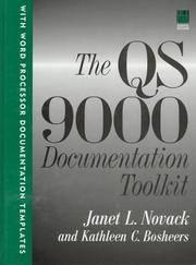 The QS 9000 Documentation Toolkit