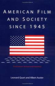 American Film and Society since 1945, 3rd Edition