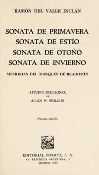 Sonata De Primavera / Sonata De Estio / Sonata De Otono / Sonata De Invierno