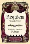 image of Requiem: Vocal Score (Dover Vocal Scores)