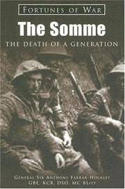 Fortunes of War : The Somme  (The Death of a Generation)