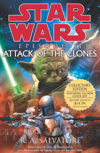 Star Wars:  Attack of the Clones:  Episode II