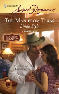 The Man From Texas (Harlequin Super Romance #1443)