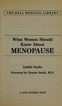 What Women Should Know About Menopause