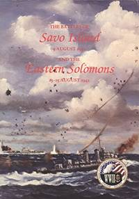 The battles of Savo Island, 9 August 1942 and the eastern Solomons, 23-25 August 1942