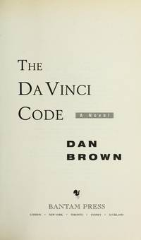 image of THE DA VINCI CODE.